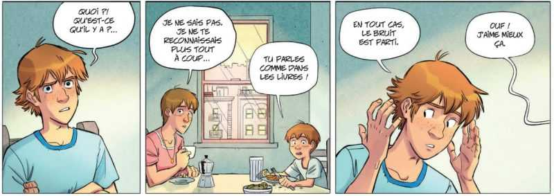 Les Omniscients