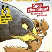 """Spip devient un héros de série, """"gag"""" !"""