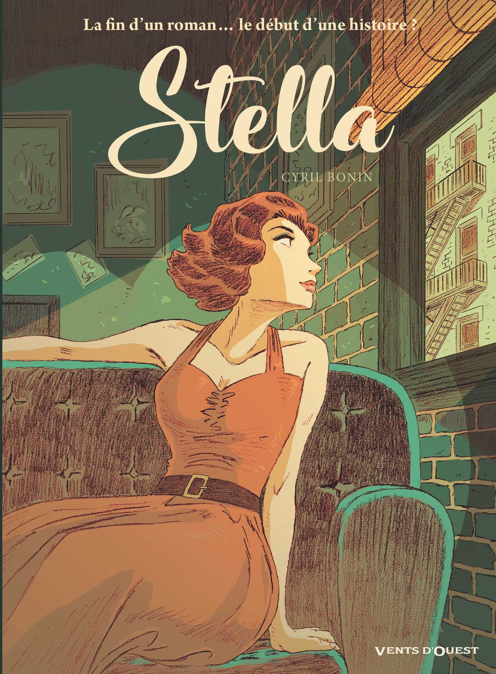 Stella, auteur apprenti sorcier