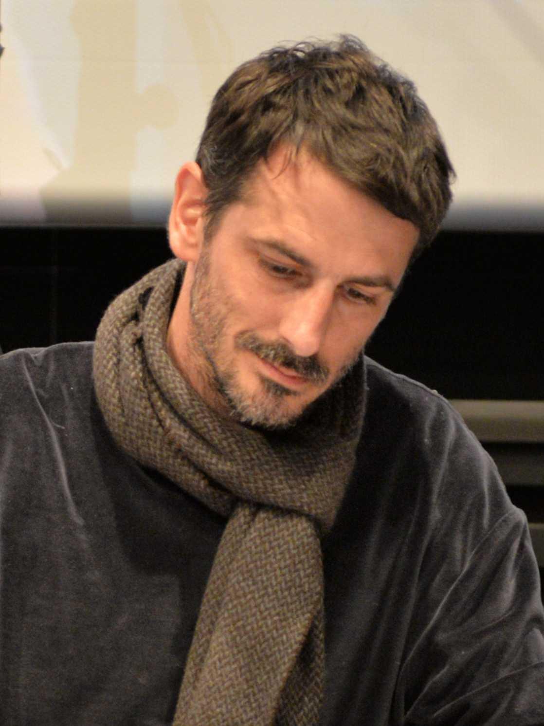 François Olislaeger nouvel auteur invité de Toute la France dessine! participe à l'exposition