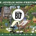 Joyeux non-festival pour les 15 ans de Lyon BD à partir du 1er juin