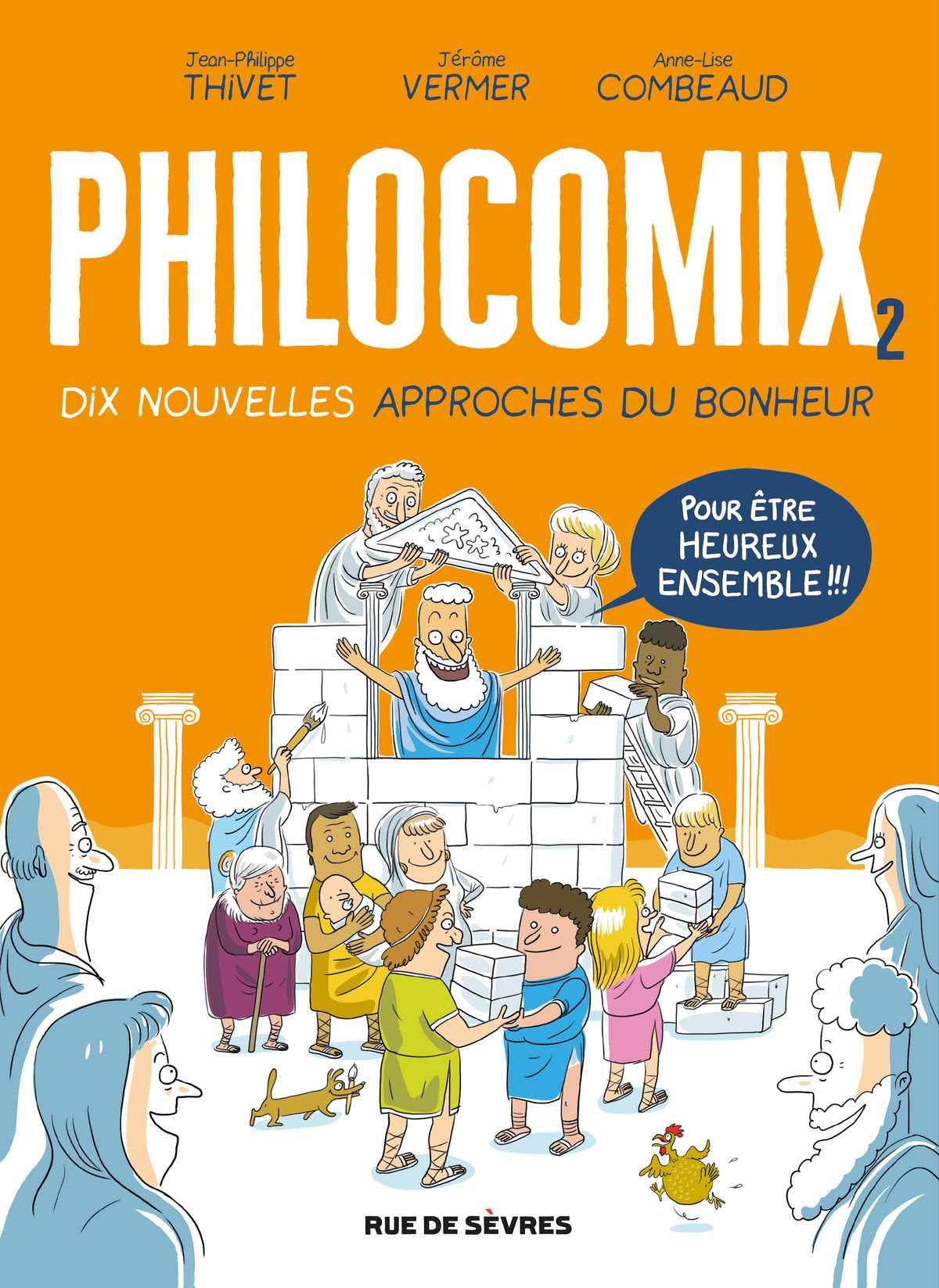 Philocomix 2, enfer ou bonheur les autres ?