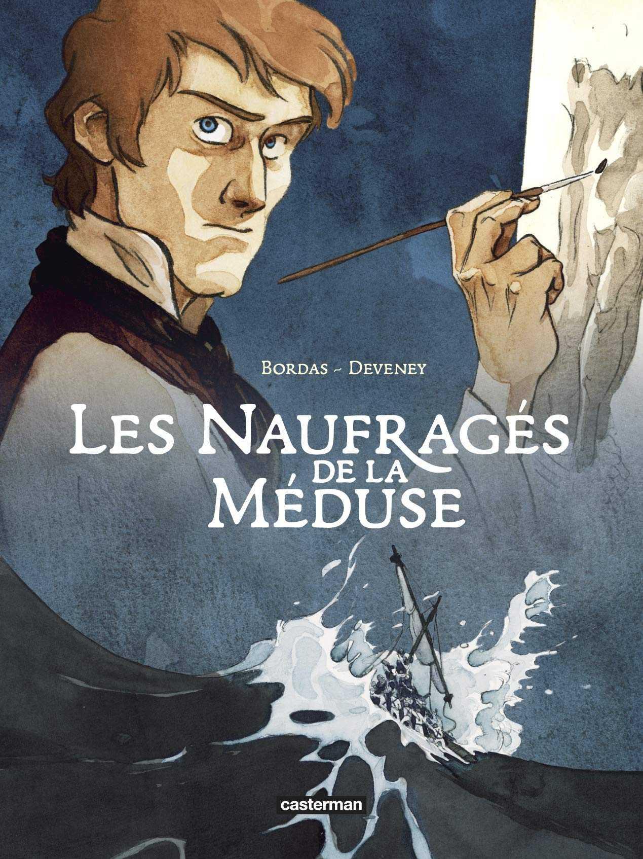 Les Naufragés de la Méduse, le témoignage sublime de Géricault remis en lumière par Deveney et Bordas