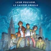 """Preview : """"Les Omniscients"""" de Vincent Dugomier et Renata Castellani aux éditions du Lombard"""