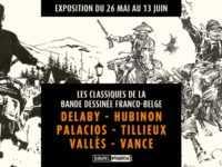 Les classiques de la bande dessinée franco-belge