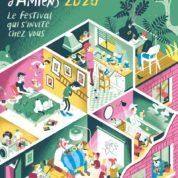Rendez-Vous de la Bande Dessinée d'Amiens, le festival 2020 s'invite chez vous le 5 juin