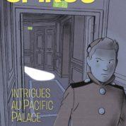 Christian Durieux a embauché Spirou et Fantasio au Pacific Palace