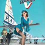 Pin-up Wings 05, Romain Hugault de retour
