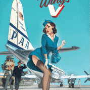 Pin-up Wings 05, Romain Hugault de retour