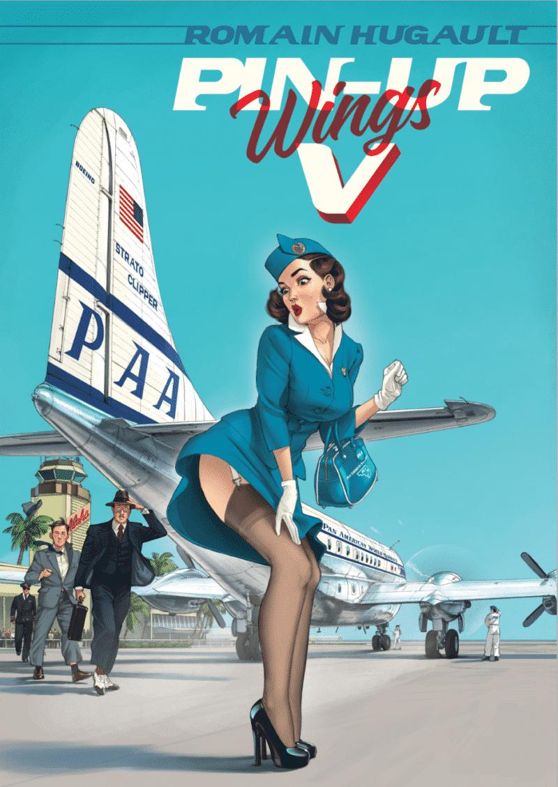 Pin-up Wings V