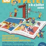 48H BD, c'est le 3 et le 4 juillet 2020 avec étape au festival de Sainte-Enimie