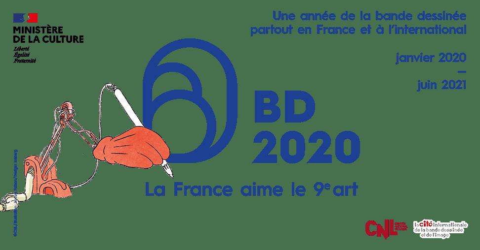 Les « Villages-BD » de BD 2020, une balade estivale au départ de Lille le 27 juillet 2020