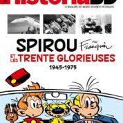 Historia BD n°3, c'est avec Franquin, Spirou et les Trente Glorieuses
