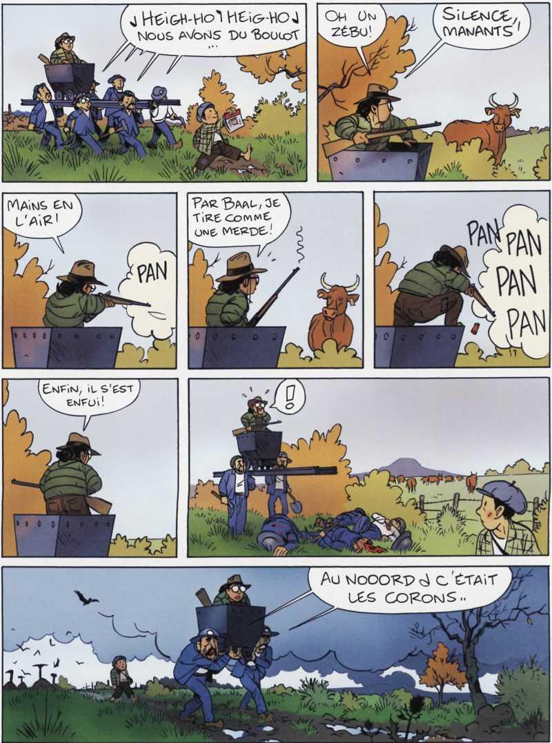 Inanna Djoun au pays des Français