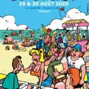 Sète : le festival BD Plage présidé par Margerin a lancé sa campagne de financement participatif