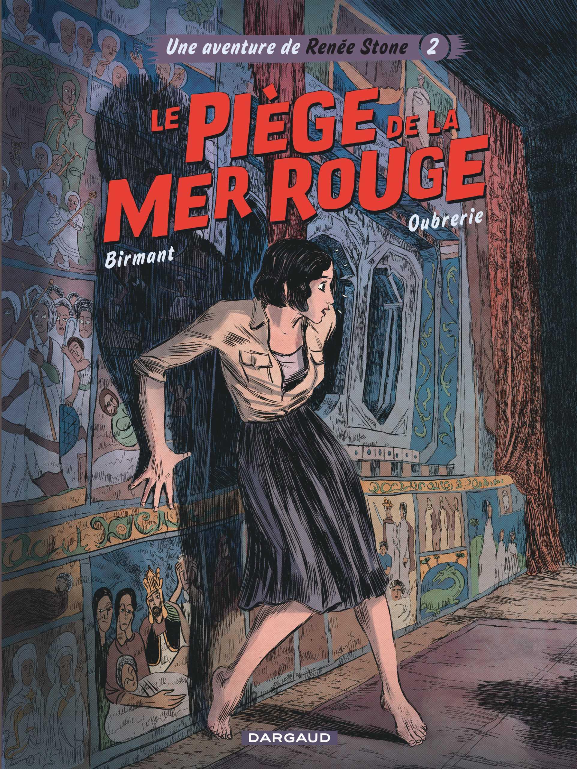 Une aventure de Renée Stone T2, Julie Birmant et Clément Oubrerie pour un beau voyage
