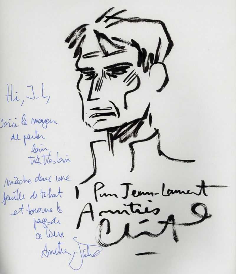 Dédicace de Julie Birmant et Clément Oubrerie