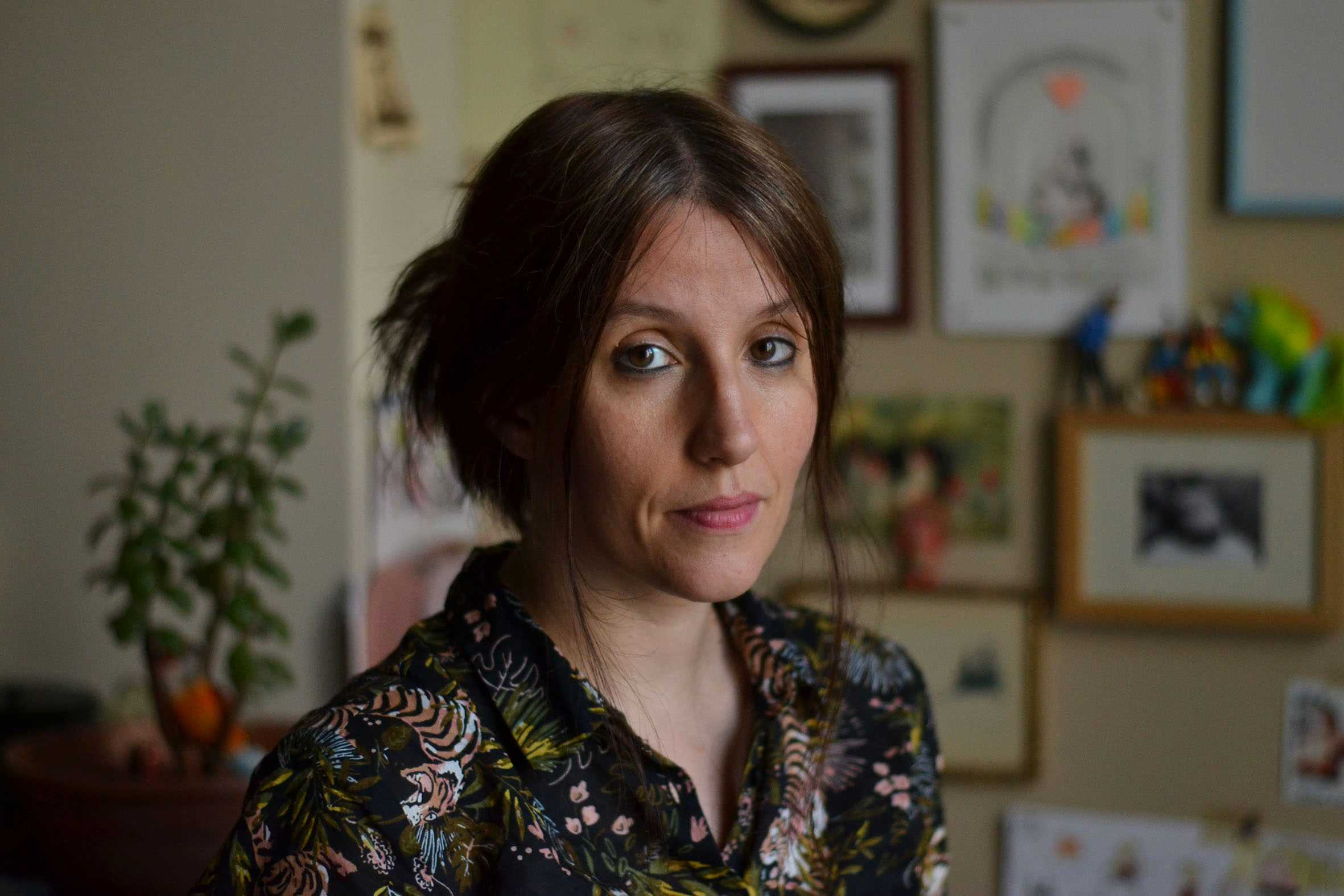 Camille Jourdy, autrice invitée de Toute la France dessine!