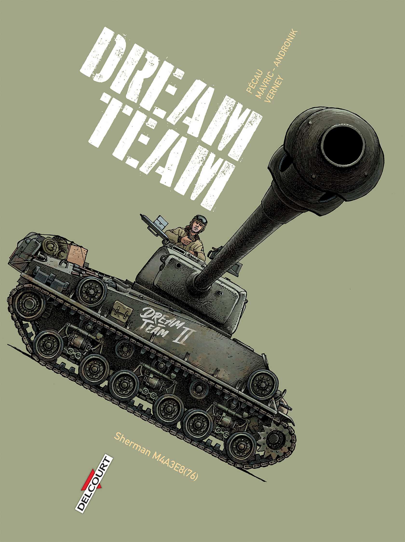 Dream Team, un Sherman et tous pour lui