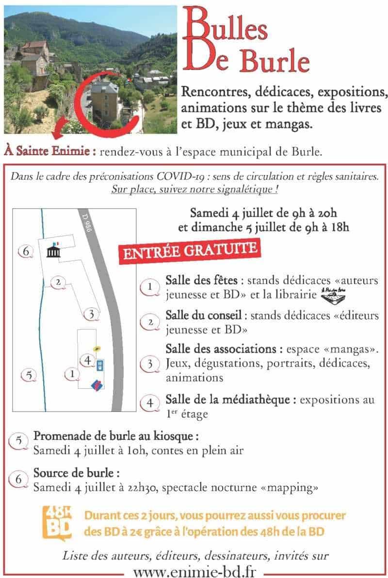 Festival BD de Sainte-Enimie 2020
