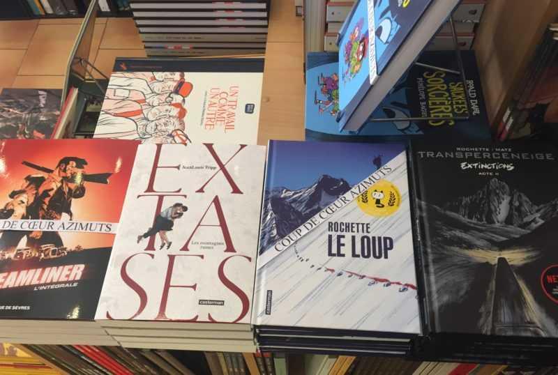 Librairie Azimuts