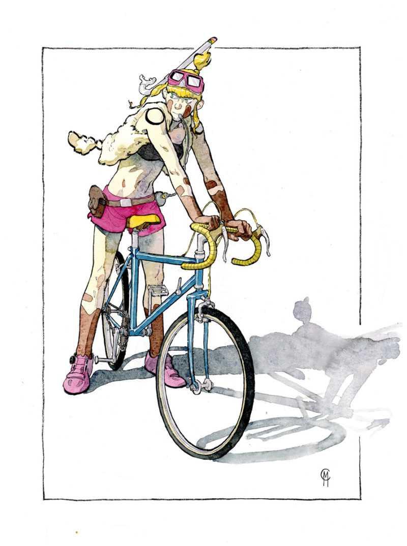Vélo post-apo