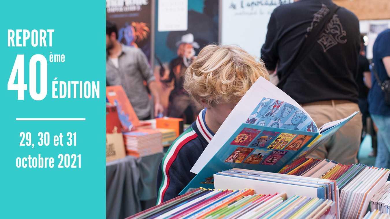 L'édition 2020 du Festival Quai des Bulles à Saint-Malo est annulée