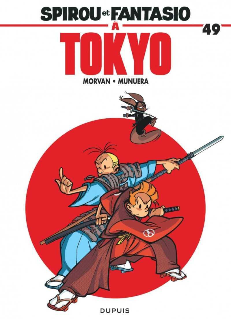 Spirou et Fantasio à Tokyo