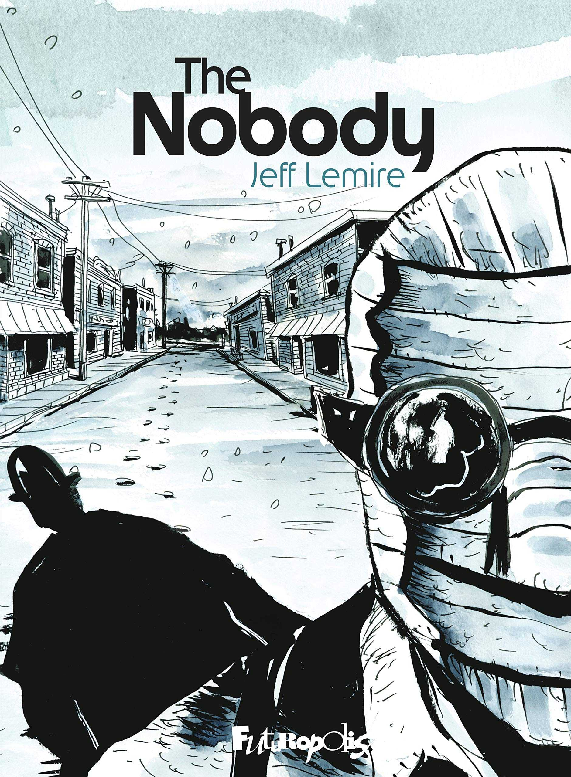 The Nobody, Lemire à la rencontre de Wells