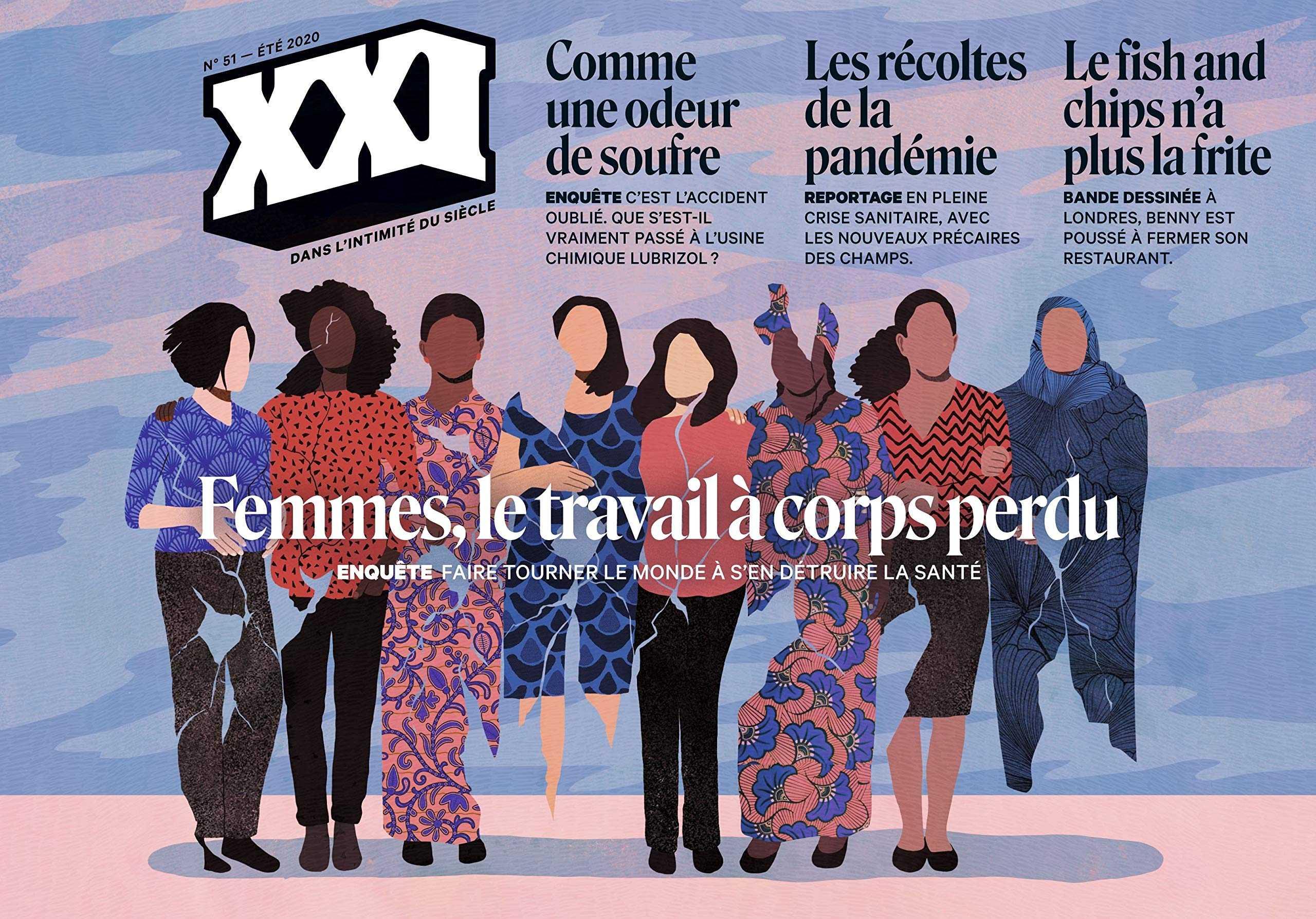 Revue XXI, nouveau numéro début juillet en librairie