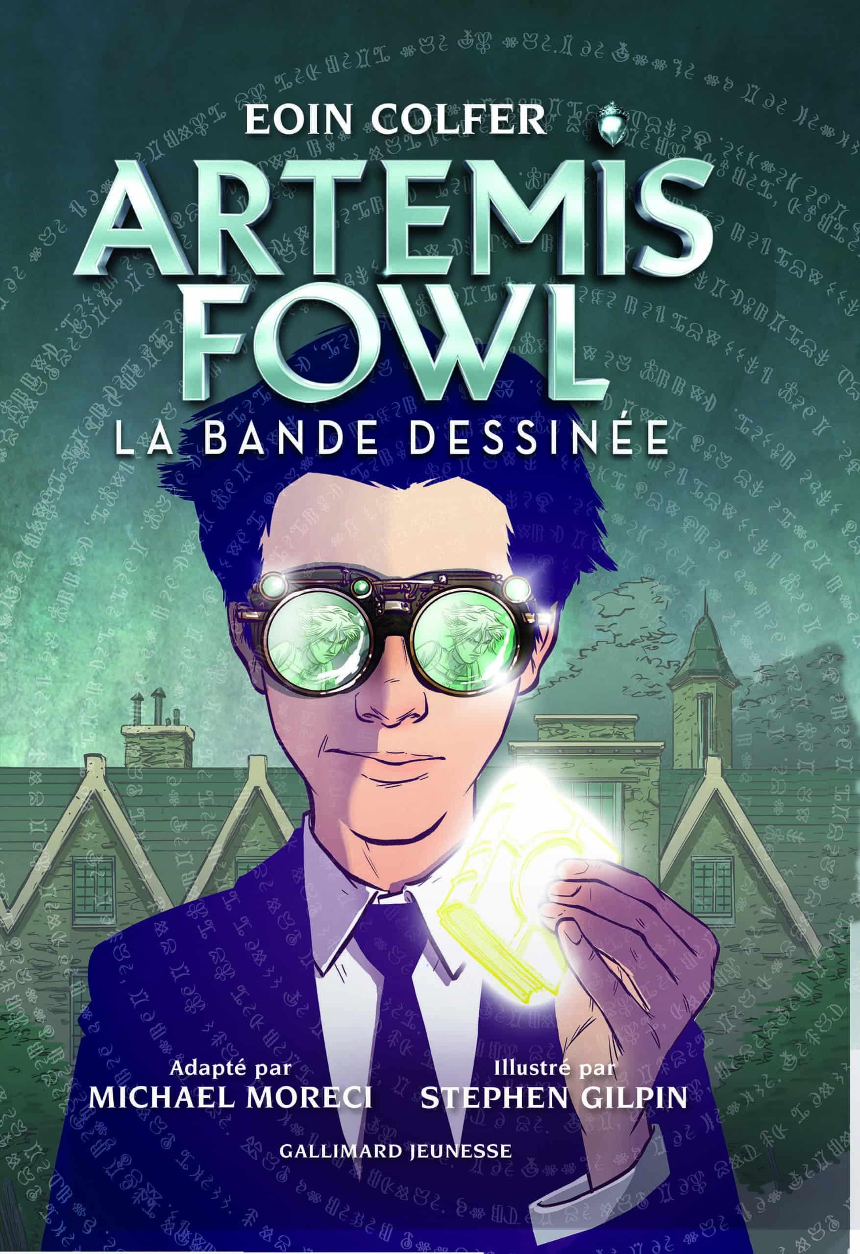 Artemis Fowl, chasse au fées