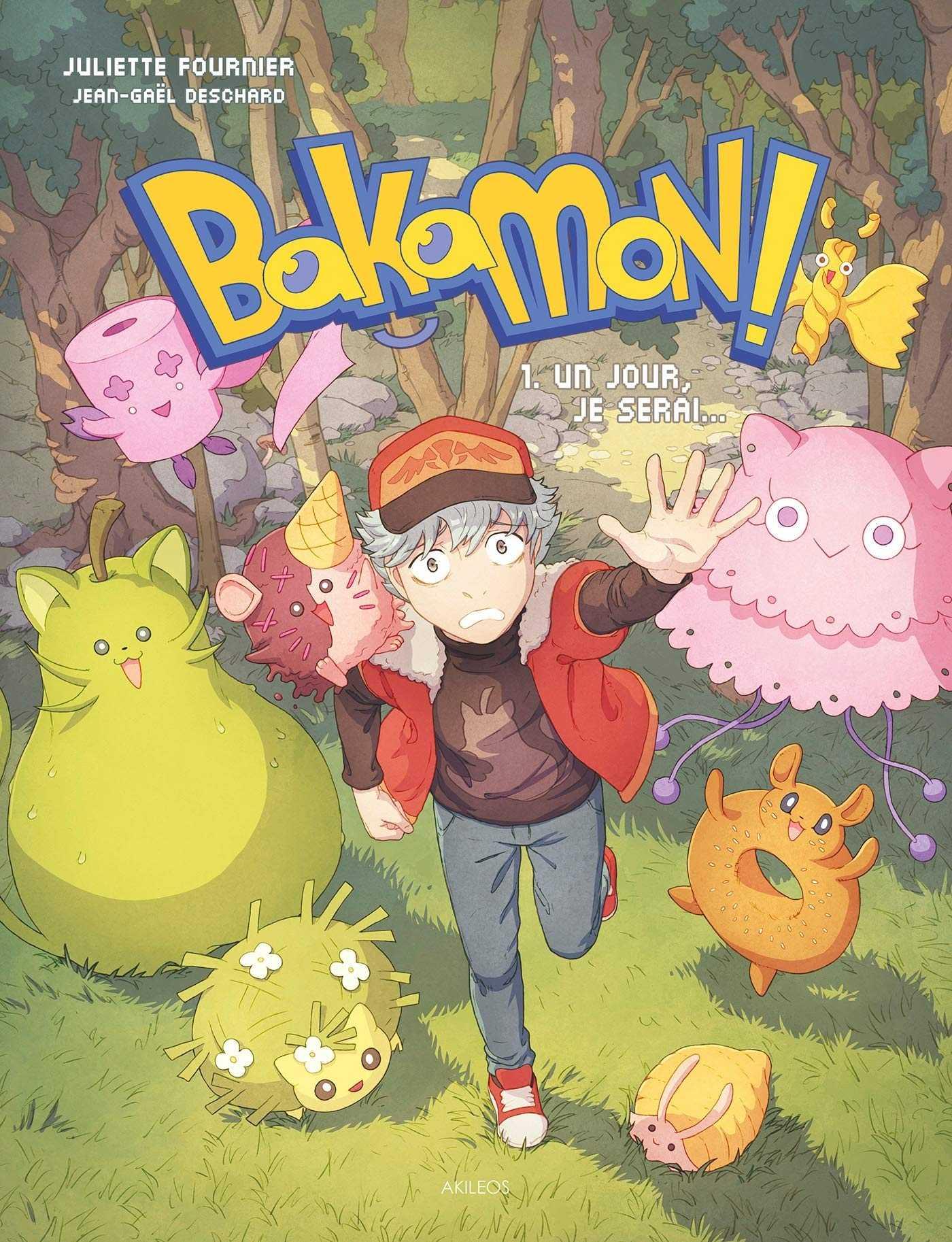 Bakamon, une parodie de Pokemon qui s'offre une BD à la rentrée