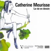 """""""La Vie en dessin"""" et Catherine Meurisse s'exposent à la BPI à Paris du 30 septembre 2020 au 25 janvier 2021"""