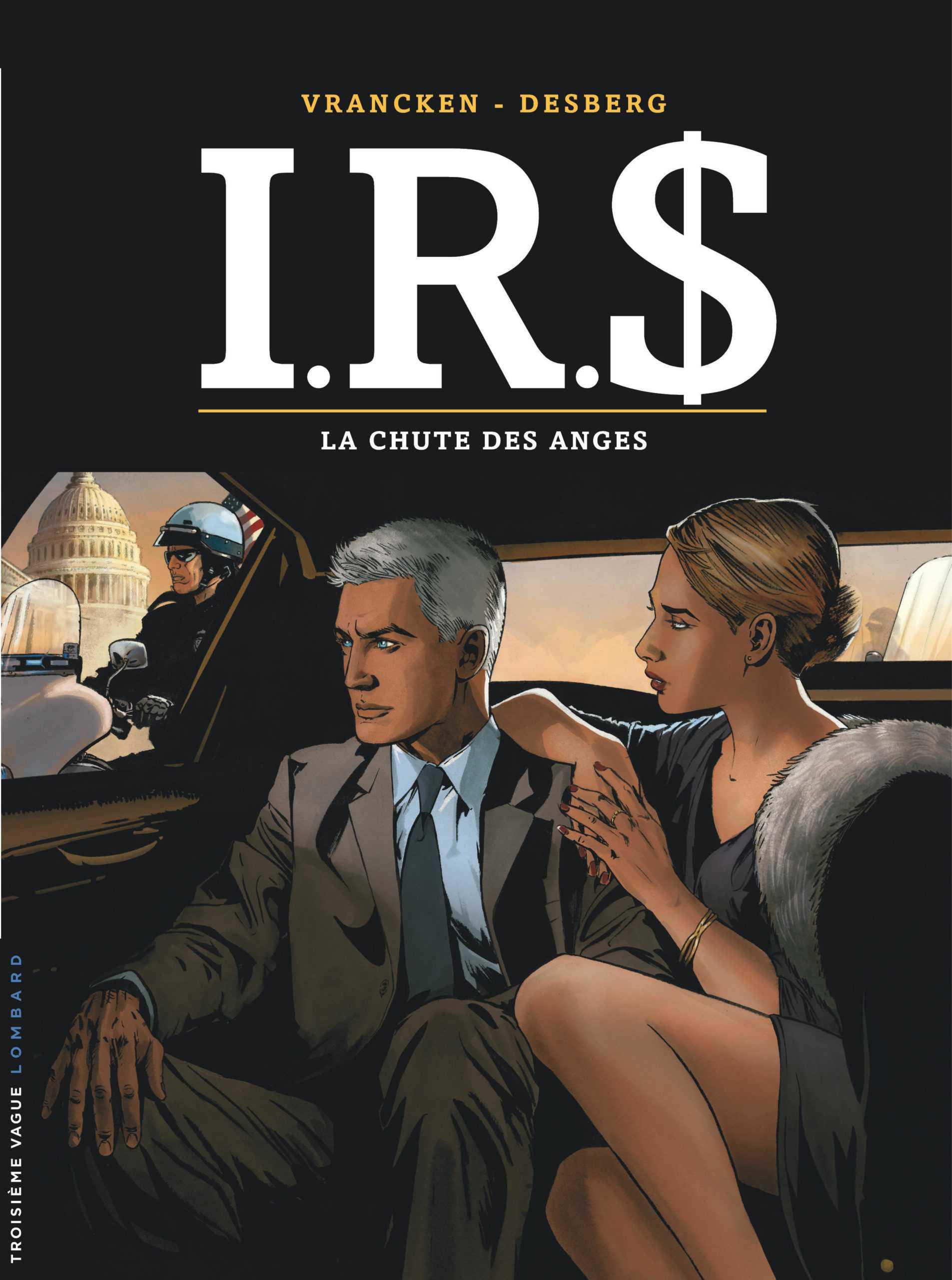 I.R.$ T21, Larry B. Max se refait une santé