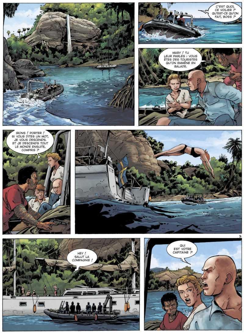 Les disparus d'Ujung Batu