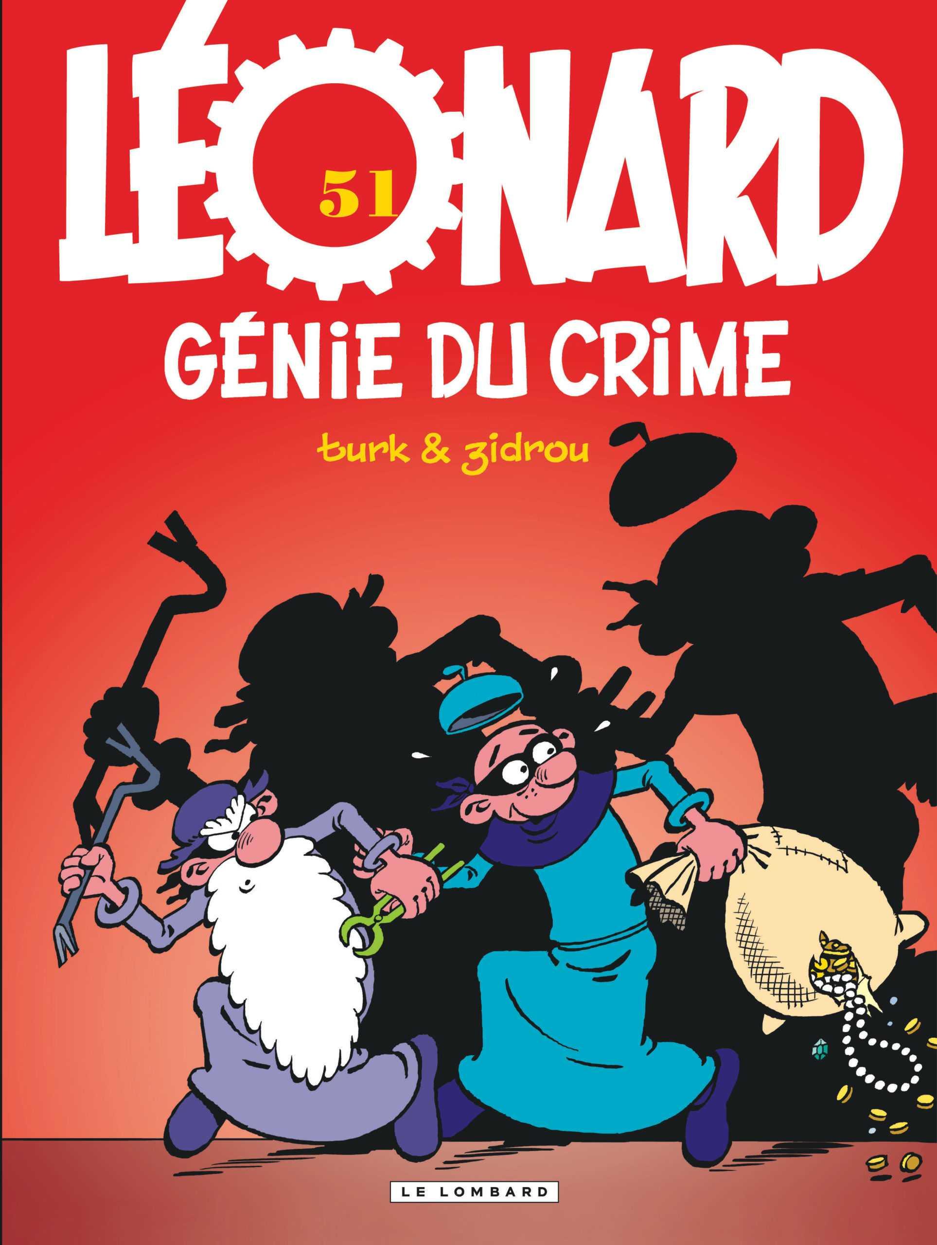 Léonard T51, un génie maffieux