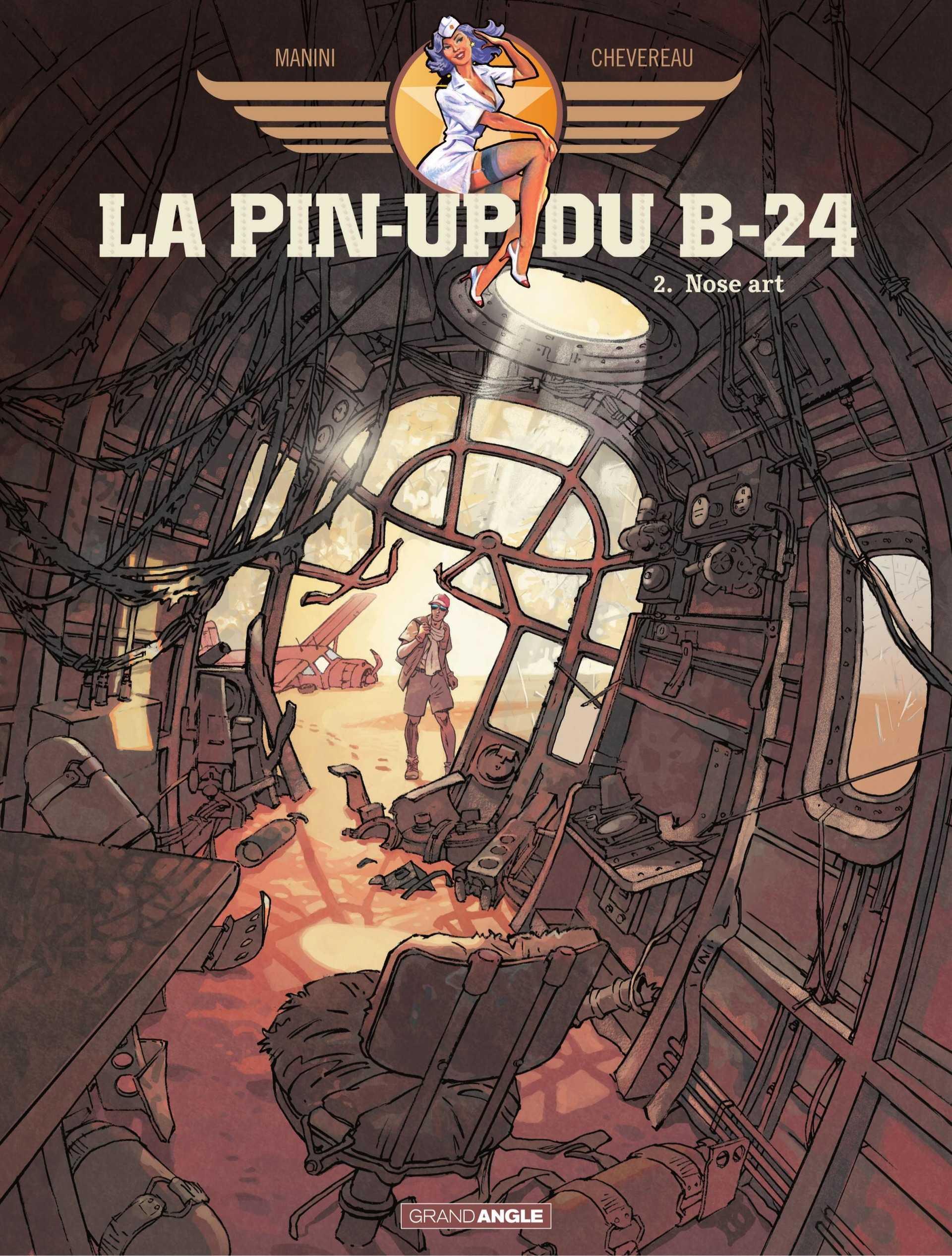 La Pin-up du B-24 T2, retour infernal