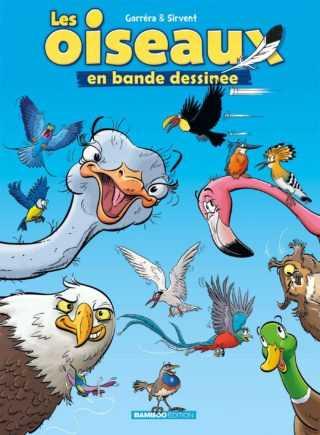 Les Oiseaux en bande dessinée