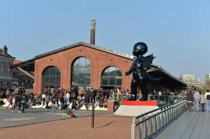 Gare Saint-Sauveur de Lille