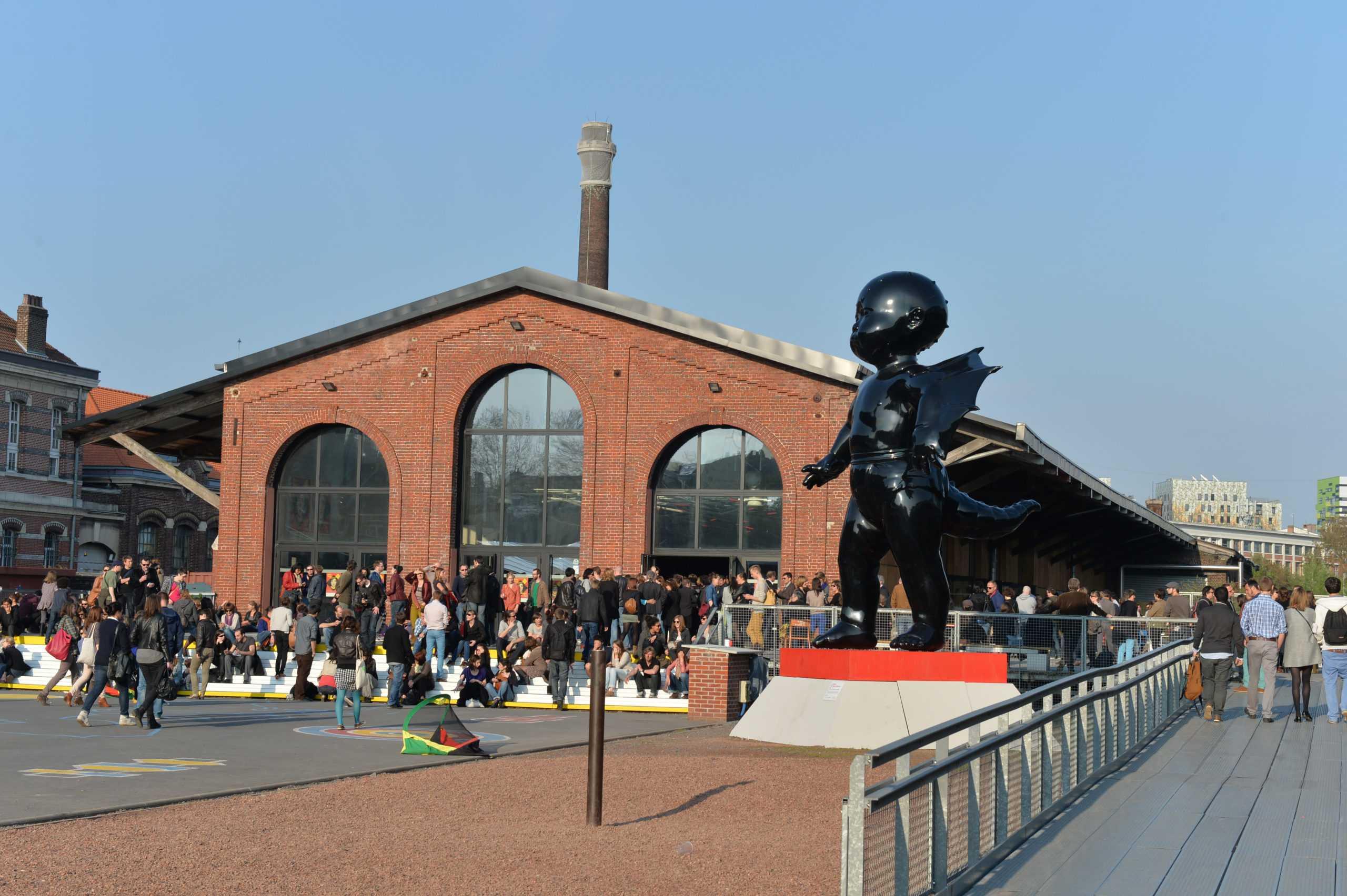 Avant Brest, Lille est la première ville-étape du Village-BD dès le 26 juillet 2020