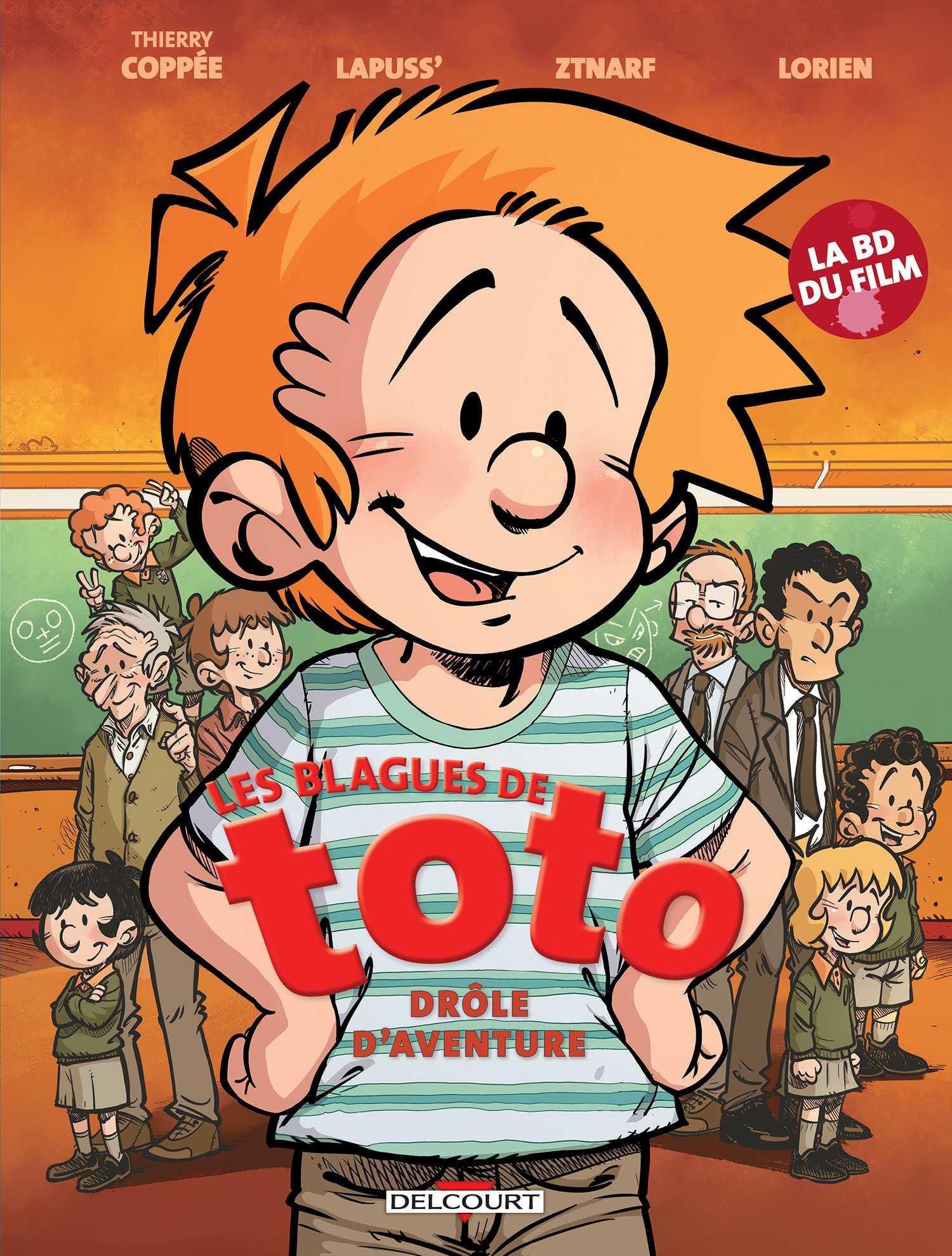 Les Blagues de Toto, des bulles à l'écran le 5 août et retour