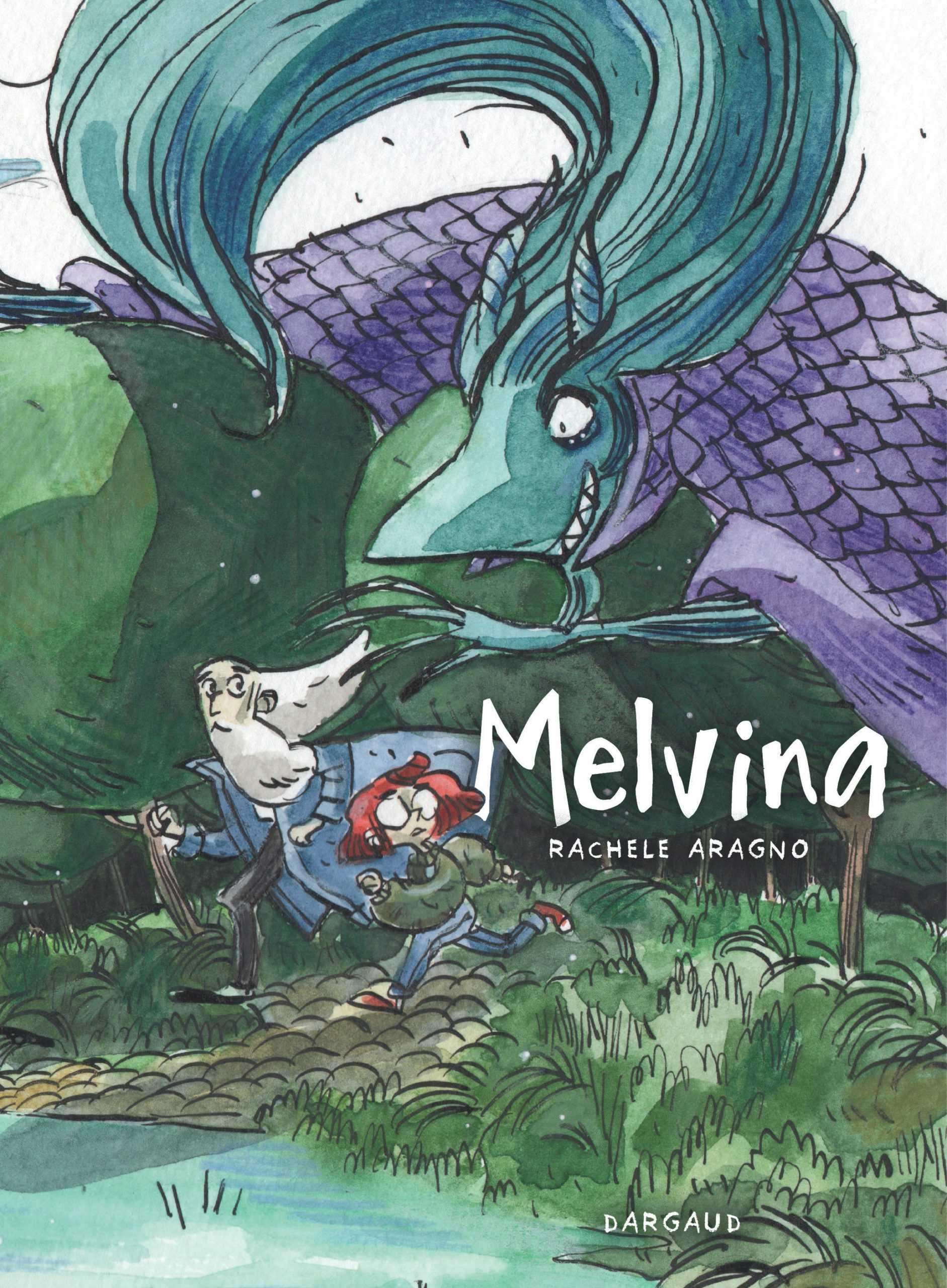Melvina, une élue charmante