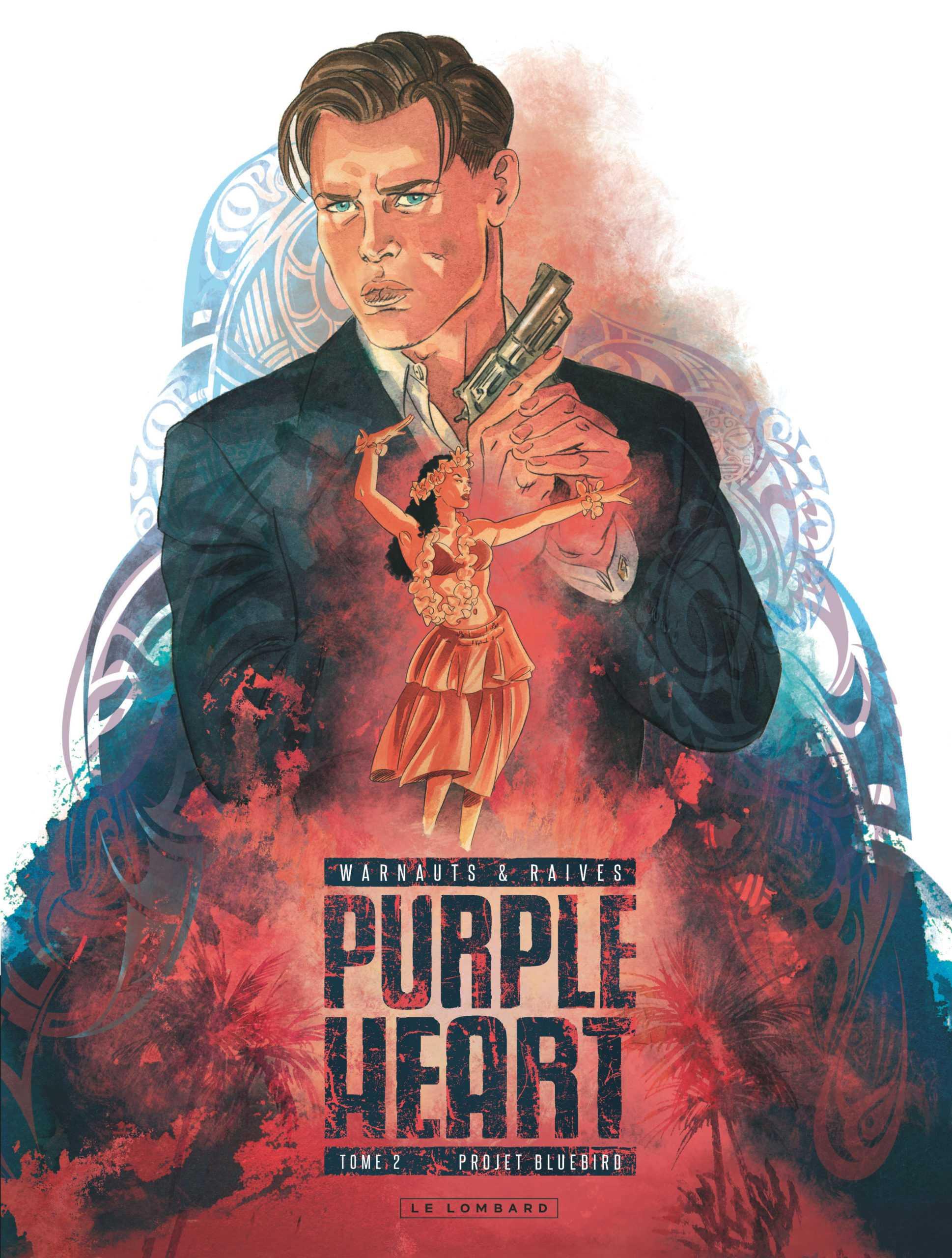 Purple Heart T2, sous le soleil mortel hawaïen