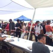 BD Plage Sète encore en ce dimanche 30 août