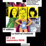 Bédérama, quand 7e et 9e Art font la fête à Paris du 17 au 20 septembre 2020