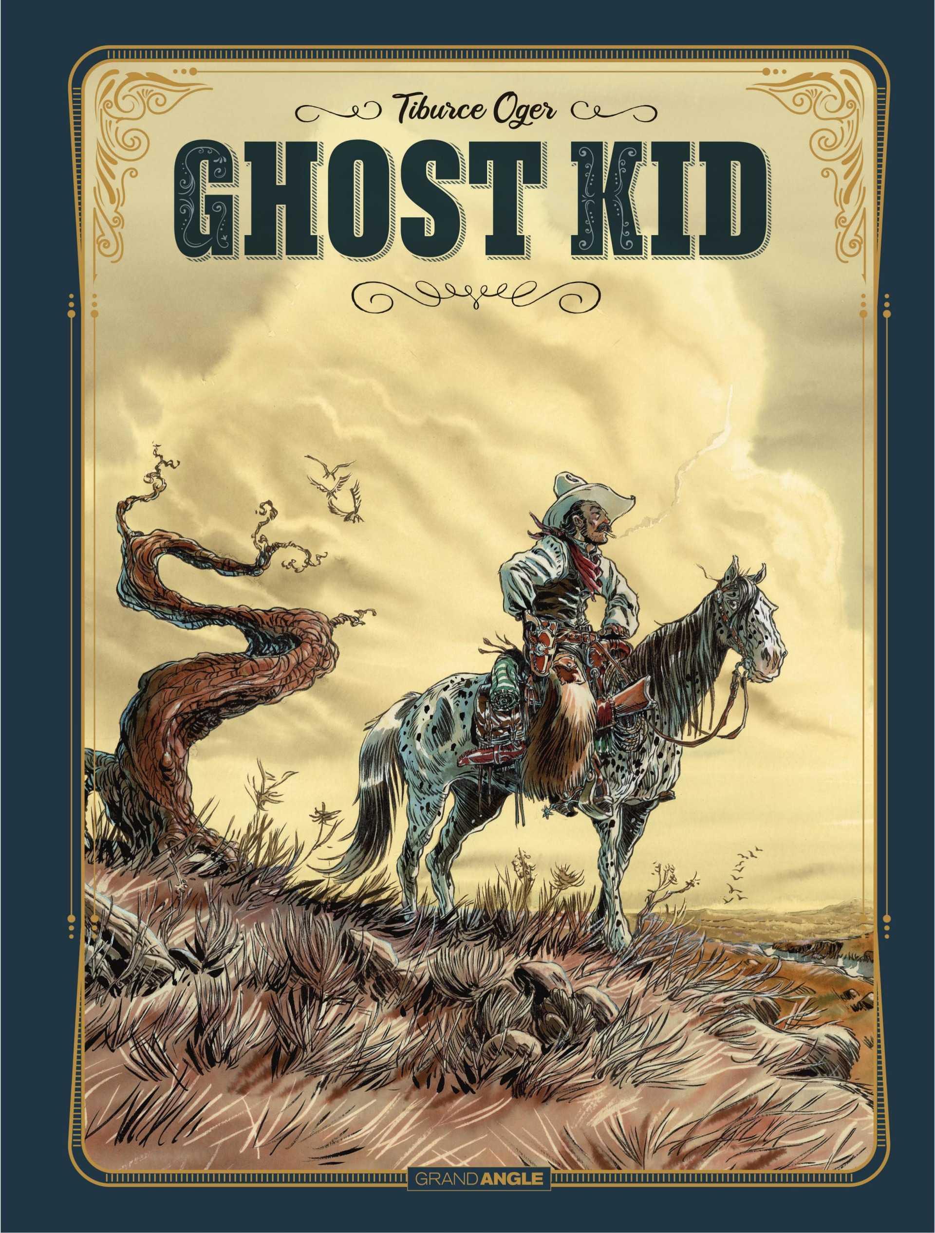 Ghost Kid, jusqu'au bout de la piste
