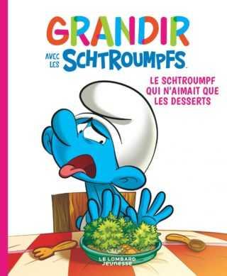 Le Schtroumpf qui n'aimait que les desserts
