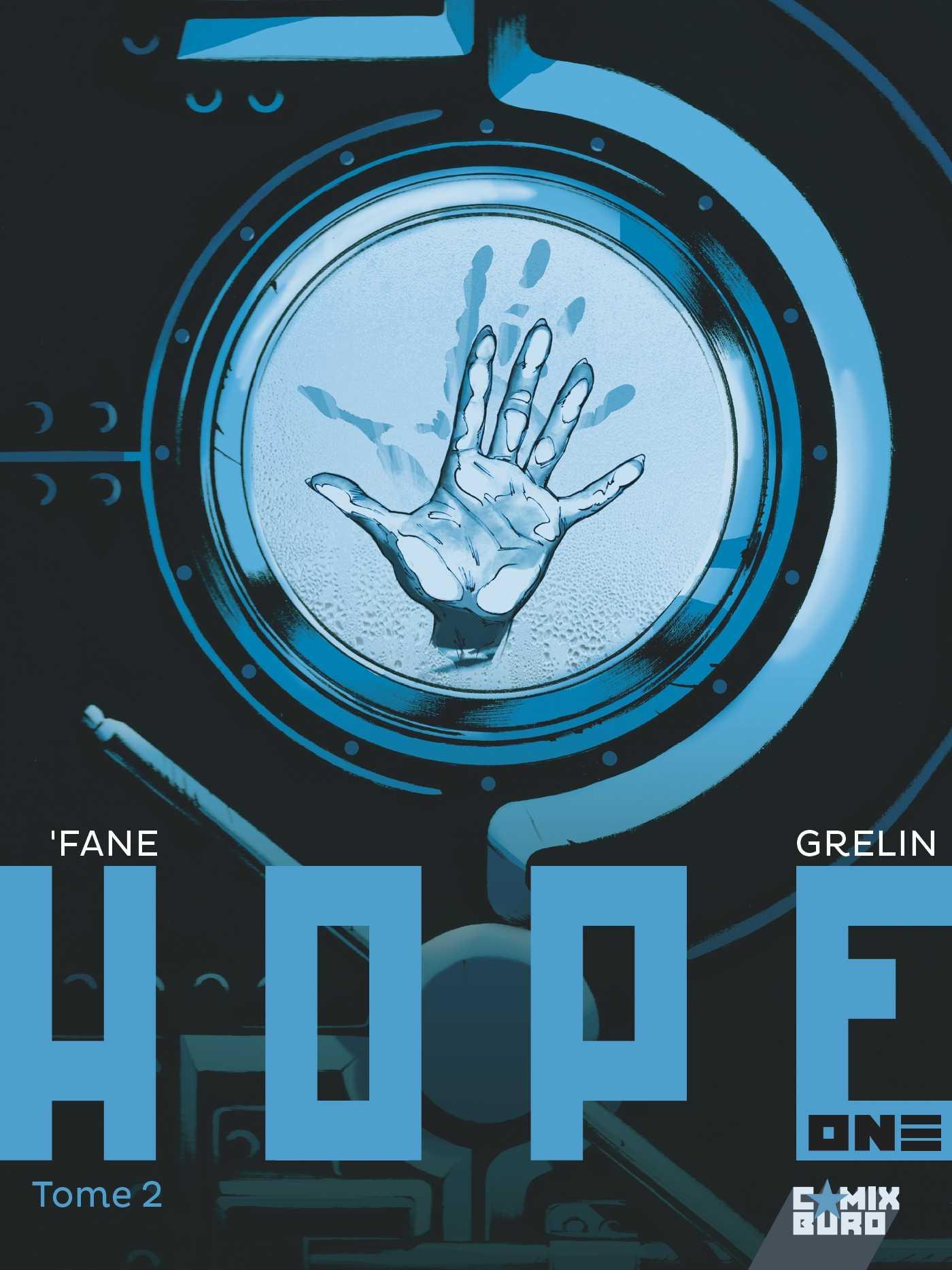 Hope One T2, de la Lune à la Terre
