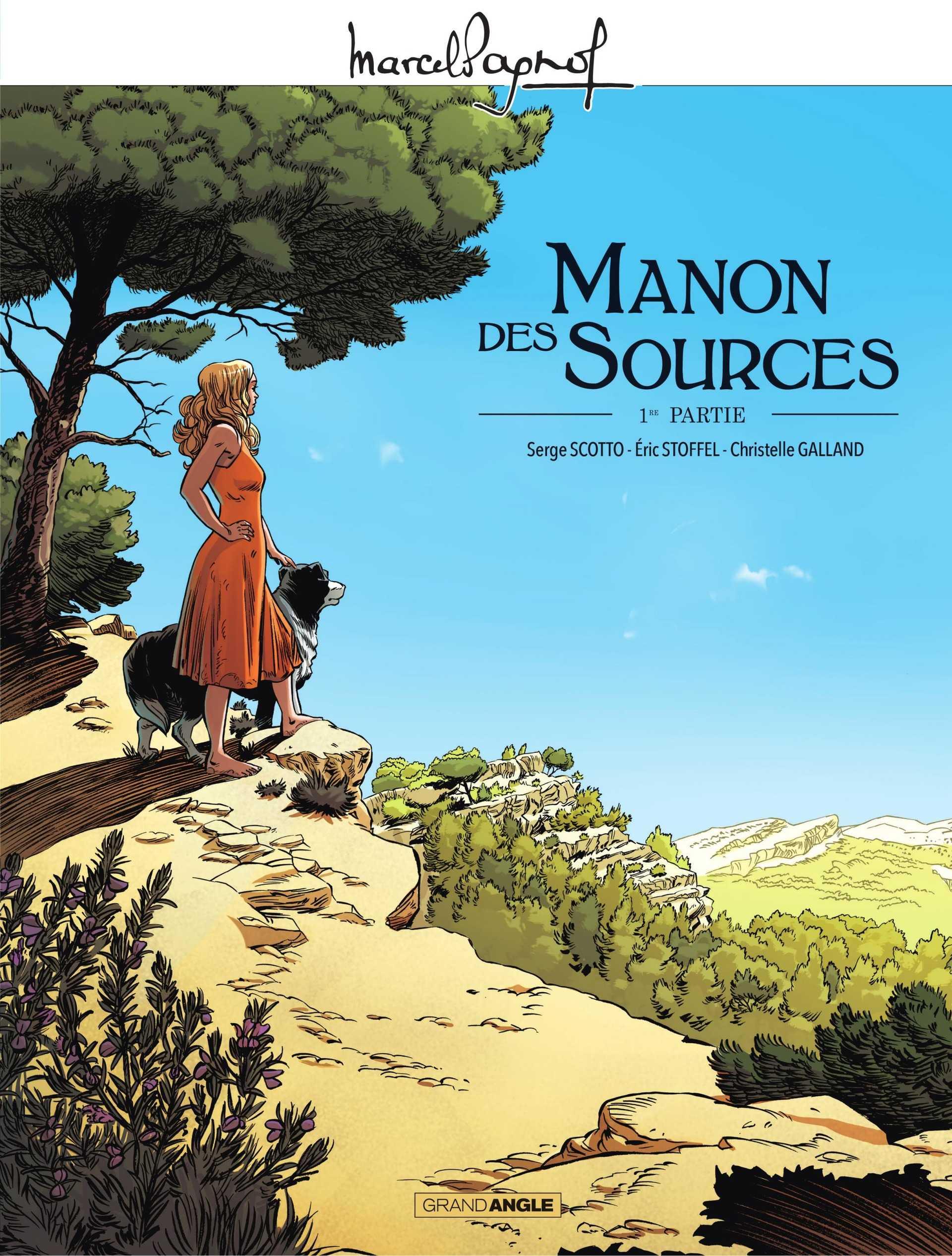 Manon des Sources, avant le drame