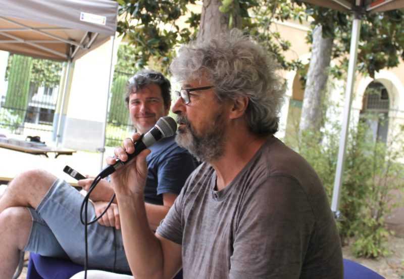 Serge Carrère et Loïc Nicoloff